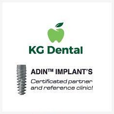 KG Dental Zahnklinik Logo