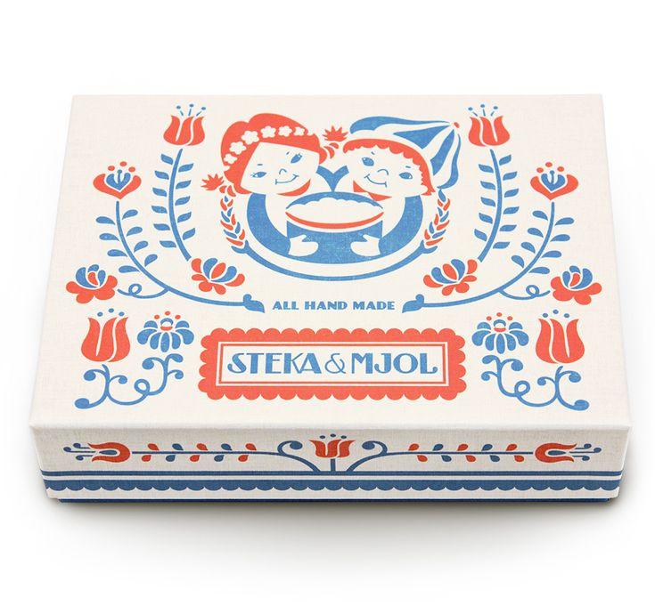 お菓子屋のオリジナルギフトボックス箱 - アルニコデザイン