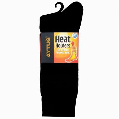 Aytuğ Heat Holders Ultimate Siyah Termal Çorap