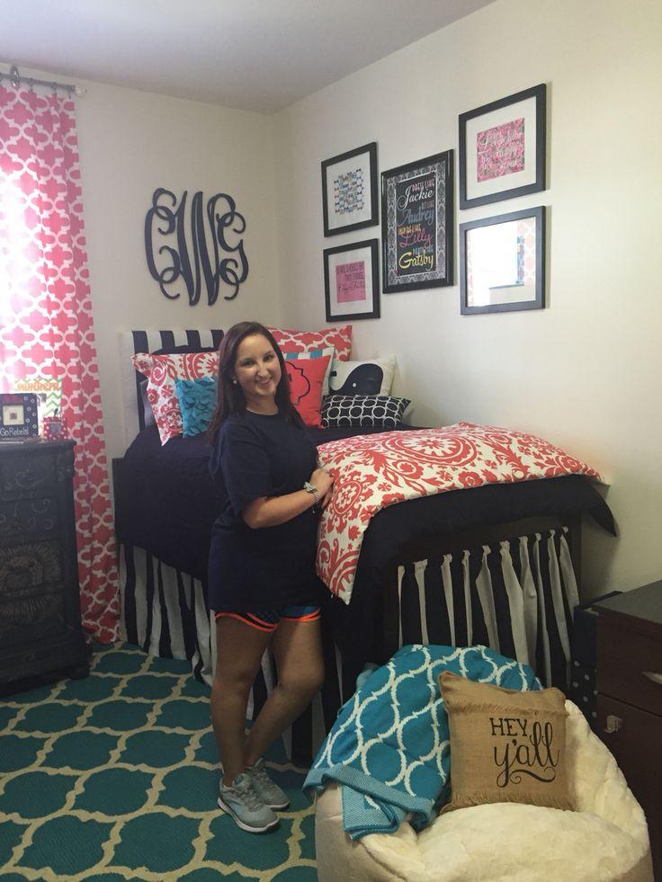 Ole Miss Pittman Dorm Room Dorm Room Decorating In 2019
