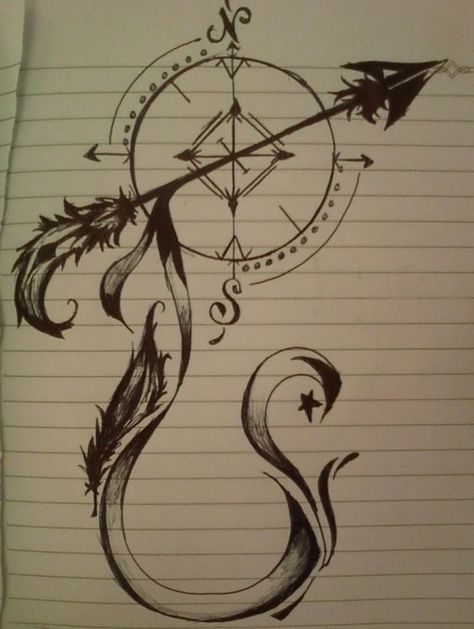My Compass by Decay-Forever.deviantart.com on @deviantART: