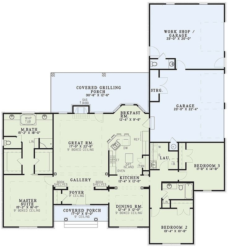 513 best House Plans images on Pinterest | House floor plans ...