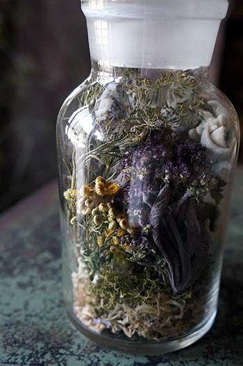 Ведьмина бутыль для очищения дома от негатива. 153d1a49a22905e07f75e36601a000b7