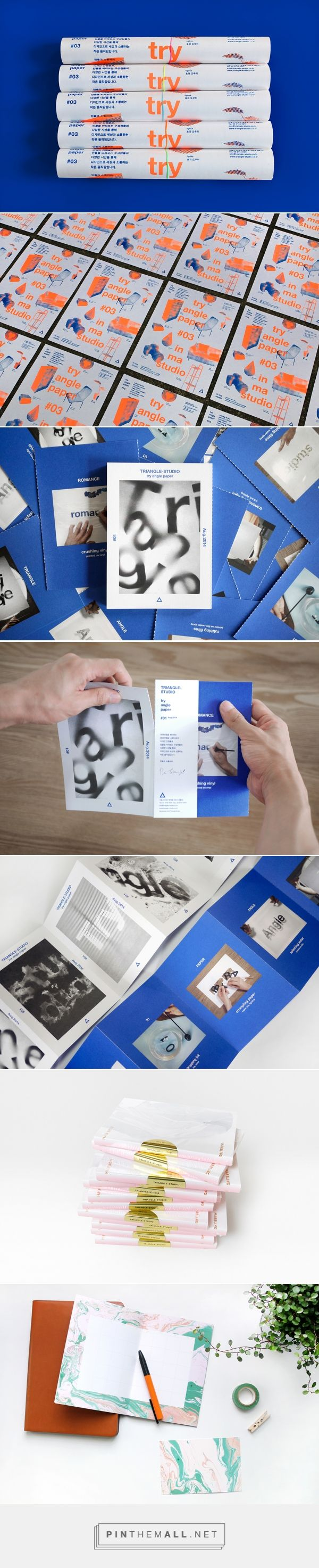 Self-initiated work that can be sold and promotes design work to clients