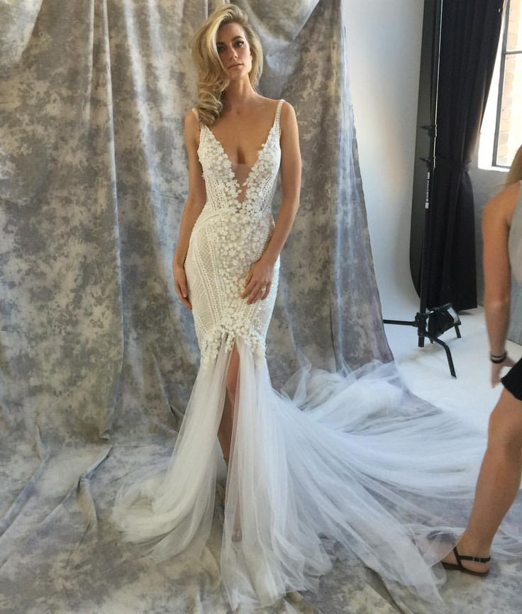 "Pallas Couture on Instagram: ""A BTS shot of our Cadencia gown from the Pallas…"