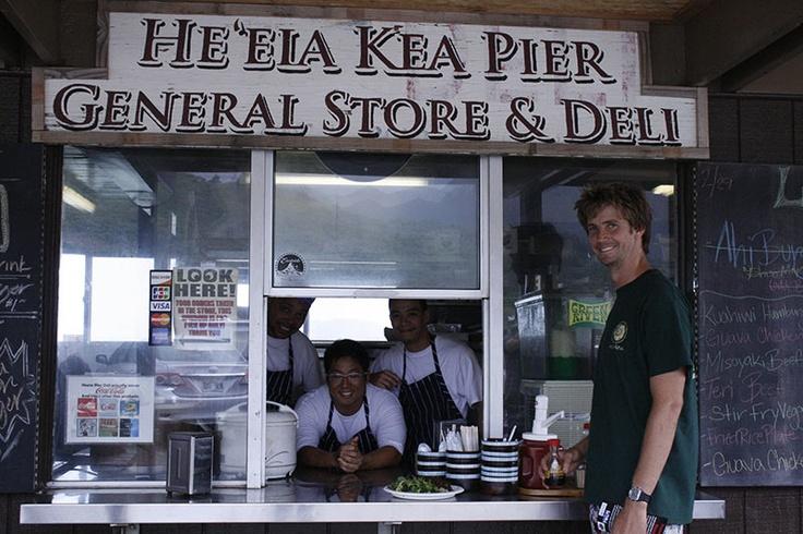 He'eia Pier: Spruce Up Heeia, Heeia Pier, Restaurant