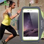 FLOVEME Waterproof Sport Armband Case For iPhone 6, 6S, 6 Plus , 6S Plus,  7, 7 Plus
