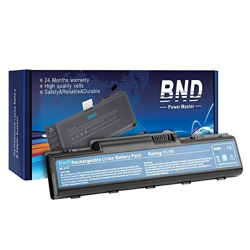 BND Laptop Battery for Acer Aspire 5732Z 4730Z 5735Z 5734Z 4720Z 5740 5738 5735 5542 5536 5738 4520 2930, fits P/N AS07A31 AS09A61 AS07A41 - 12 Months Warranty #Laptop #Battery #Acer #Aspire #fits #Months #Warranty