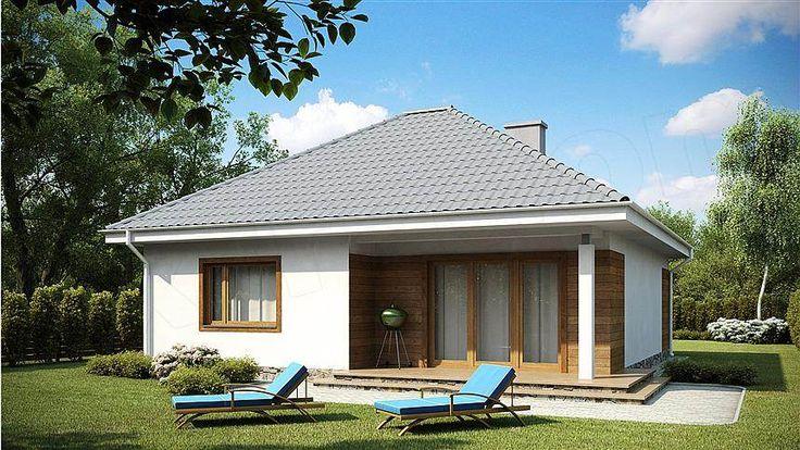 EKO 01 | Projekty rodinných domov | Stavby domov