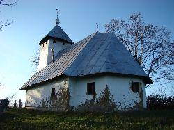 Biserica de lemn din Goila