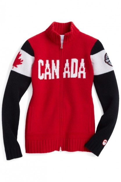 SLIDESHOW: All the clothing Team Canada will be wearing at the 2014 Sochi Olympics - Gallery | torontolife.com