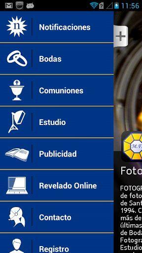 FOTOGRAFÍAS Miguel Ferrer es la empresa de fotografía con más solera de El Puerto de Santa María, fundada el 10 de Enero de 1994. Con una experiencia profesional de más de 35 años pero adaptada a las últimas tecnologías digitales. Reportajes de Bodas, Bautizos, Primeras Comuniones, Fotografía Publicitaria, Fotografías de Estudio, fotos de carnet y revelado digital son los principales argumentos para visitarnos.