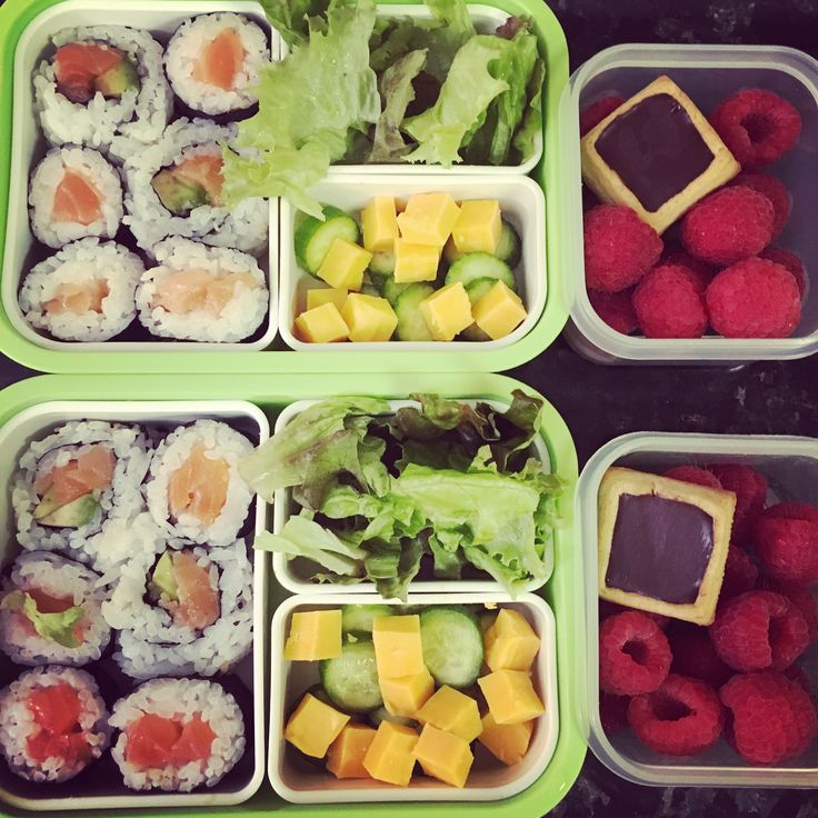 Thursday Sushi Party Lunch
