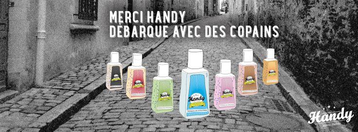 www.mercihandy.fr #arrivage #nouveaute #flacon #gel #couleurs