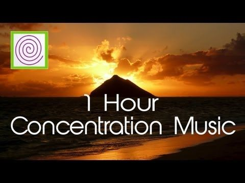 ▶ 1 HOUR! Concentration Music - Improve focus! Instrumental music for Masters and re-sit exams! - YouTube