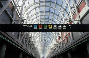 #Chicago #O'Hare #International #Airport #travel #wanderlust #plane
