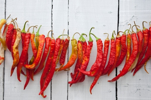 Pepper Decorations Spicy Chili Kitchen Ideas Pinterest