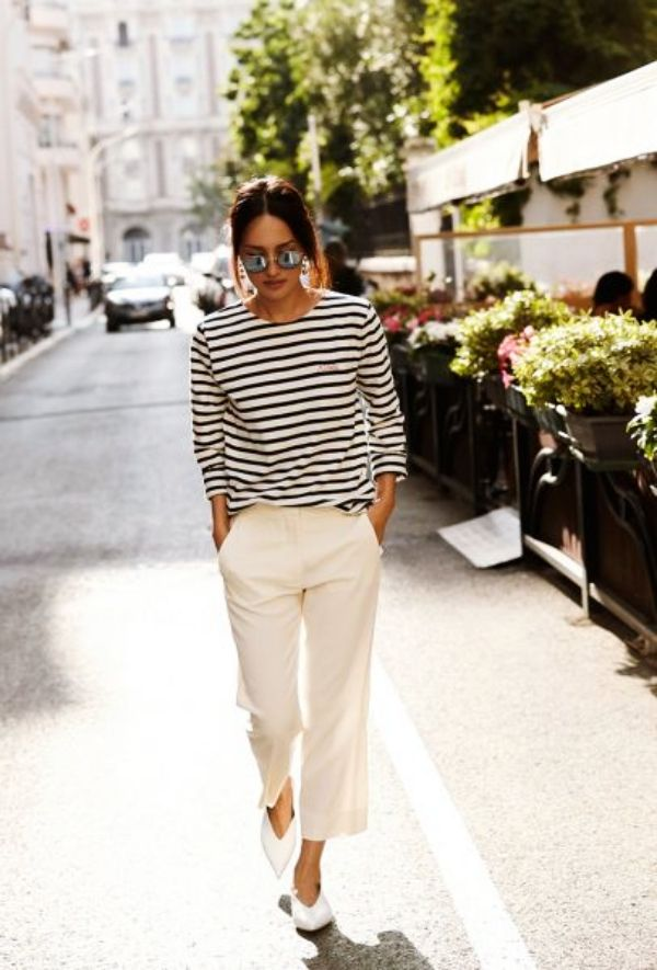 40 Balanced Casual Work Outfits For Women