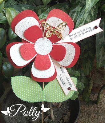 Manualidades Polly: Reto Marzo Stamping Paper