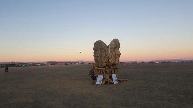 AfrikaBurn in iKapa, Western Cape