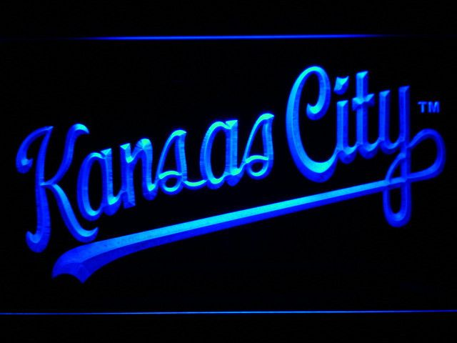 Kansas City Royals 2006 2011 Led Neon Sign Legacy