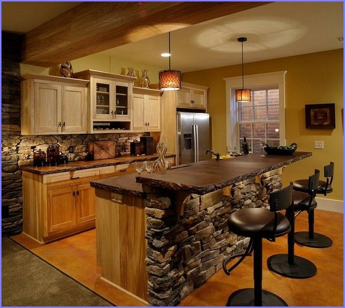 Kitchen Designs With Island Seating | Home Design Ideas