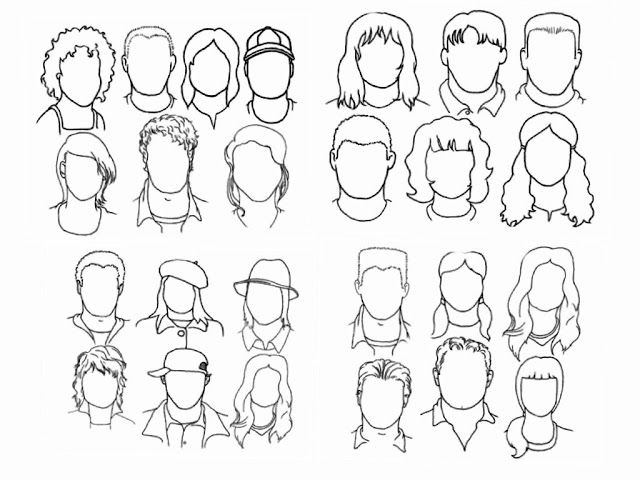 14 best How to Draw from Basic Shapes images on Pinterest