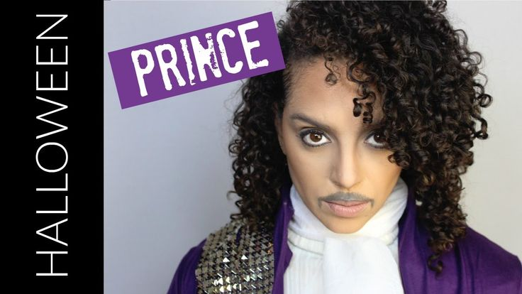 DIY: PRINCE PURPLE RAIN | HALLOWEEN TUTORIAL