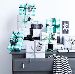 #DIY Wrapping ideas - #101woonideeen.nl - Dutch interior and crafts magazine Styling Moniek Visser