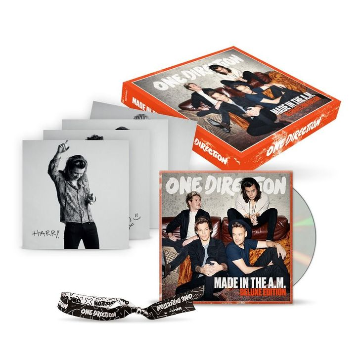 one direction cd cover  software