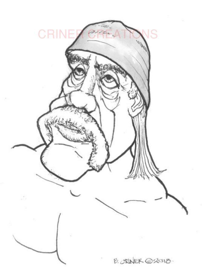 Coloring Pages Hulk Hogan