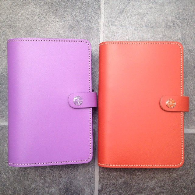 Filofax The Original in Lilac