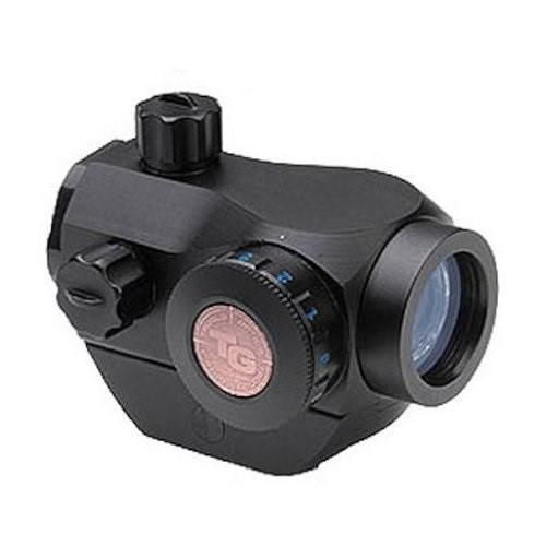 TruGlo Red Dot Sight High/Low Weaver Mount Black TG8020TBN