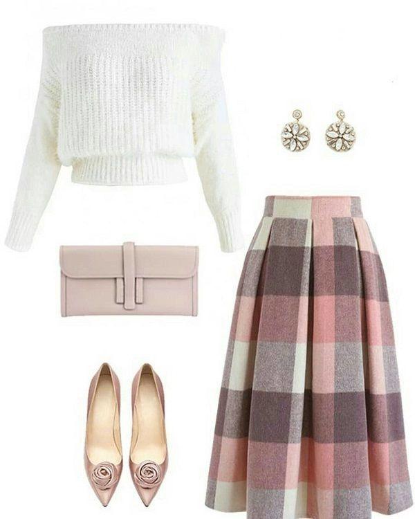 Informal, pero con estilo… Ideas de outfits