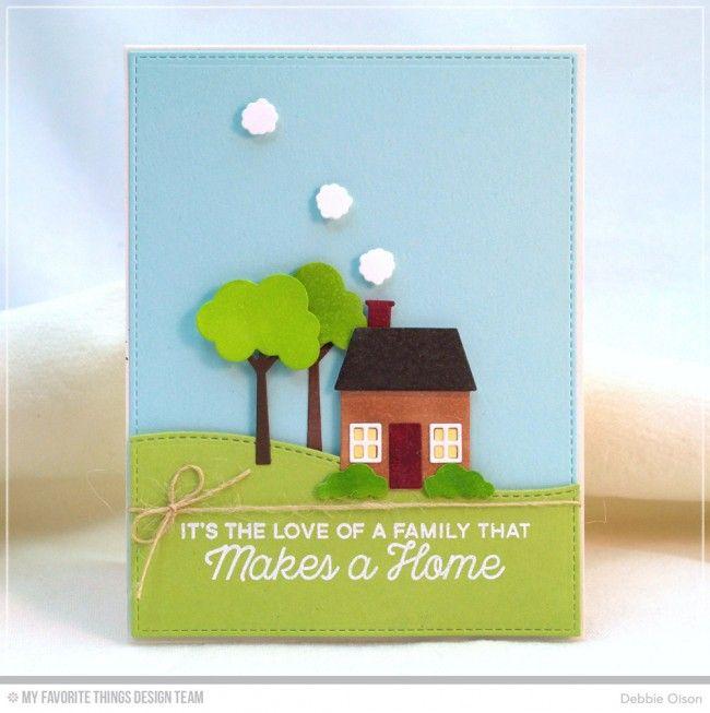 No Place Like Home Card Kit