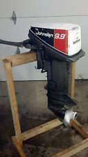 Johnson 9.9 HP Tiller Outboard Motor Boat Engine 6 7.5 9.9 10 15 20