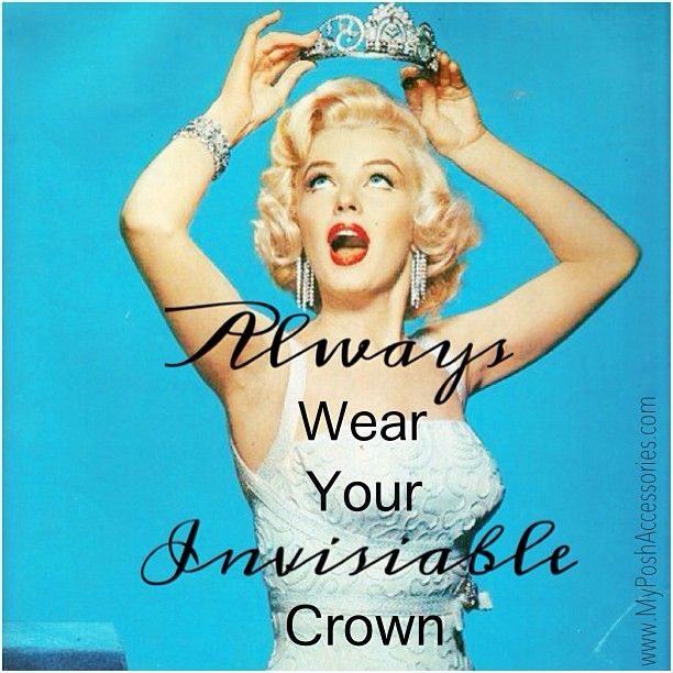 I'm Fabulous! <3 Always wear your invisible crown