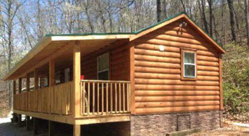 Kozy Log Cabins   Pre-Built Cabin For Sale