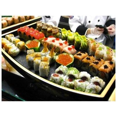 Já se rendeu ao sushi?