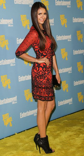 Oh hai, wanna meet Nina Dobrev? Click here >> http://hollywoodcrush.mtv.com/2012/07/17/nina-dobrev-interview-tickets/