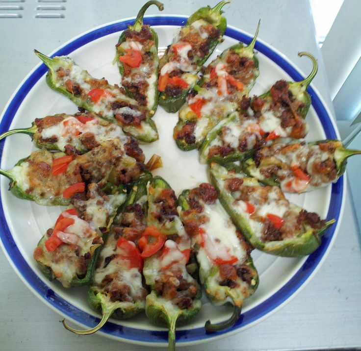 stuffed jalapenos - 17 Day Diet Gal
