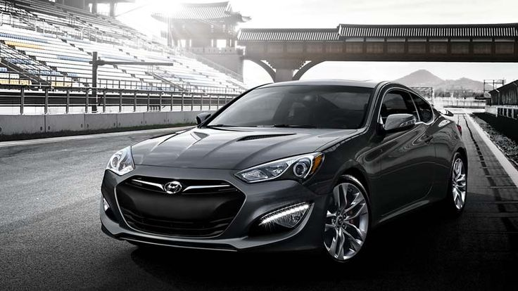 2015 GENESIS COUPE ULTIMATE WITH LED DAYTIME RUNNING LIGHTS Visit http://www.hyundaigreenvalley.com/