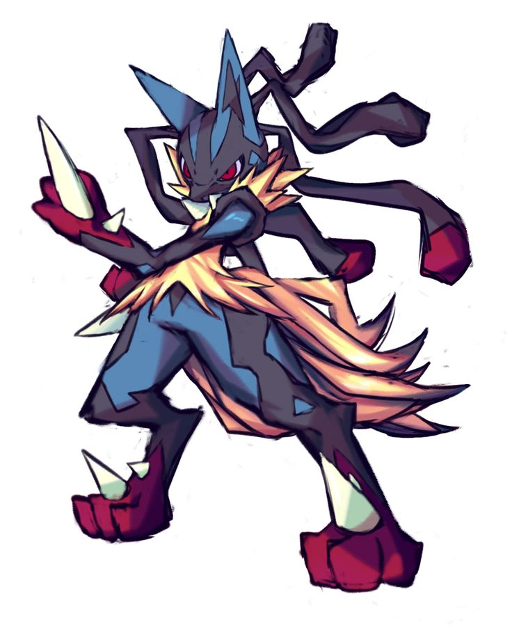 133 best images about Riolu/Lucario on Pinterest ...