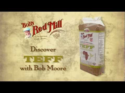 Whole Grain Teff :: Bob's Red Mill Natural Foods - love the recipe for the Teff Stew.  Naturally I added in more veggies than it had called for.  Good and very unique :)