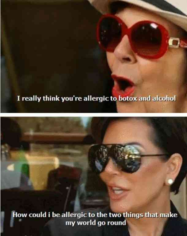 25 Funny And Totally Relatable Quotes From The Kardashians Kardashian Funny Quotes Kardashian Funny Kardashian Quotes