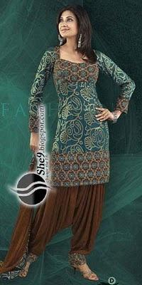 Patiala Fashion | Latest Patiala Salwar Trend