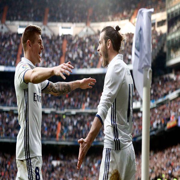 Real Madrid Cetak Rekor Baru