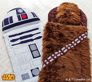 <em>Star Wars</em>™ Sleeping Bags - R2D2 for S