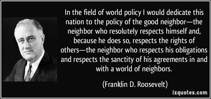 Imgs For > Good Neighbor Quote