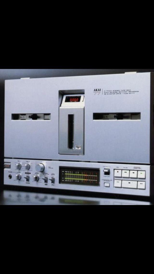 AKAI 77 Reel to Reel Tape Deck